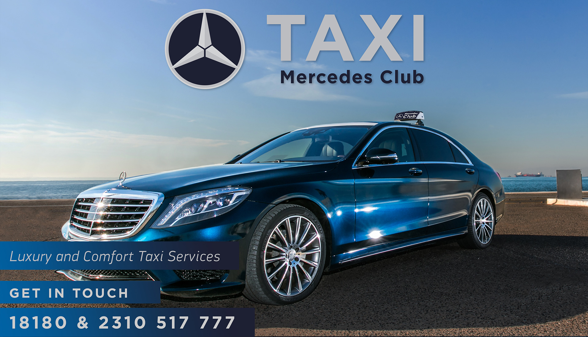 mercedes taxi club luxury comfort taxi services